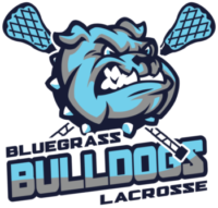 Bluegrass Bulldogs Lacrosse logo
