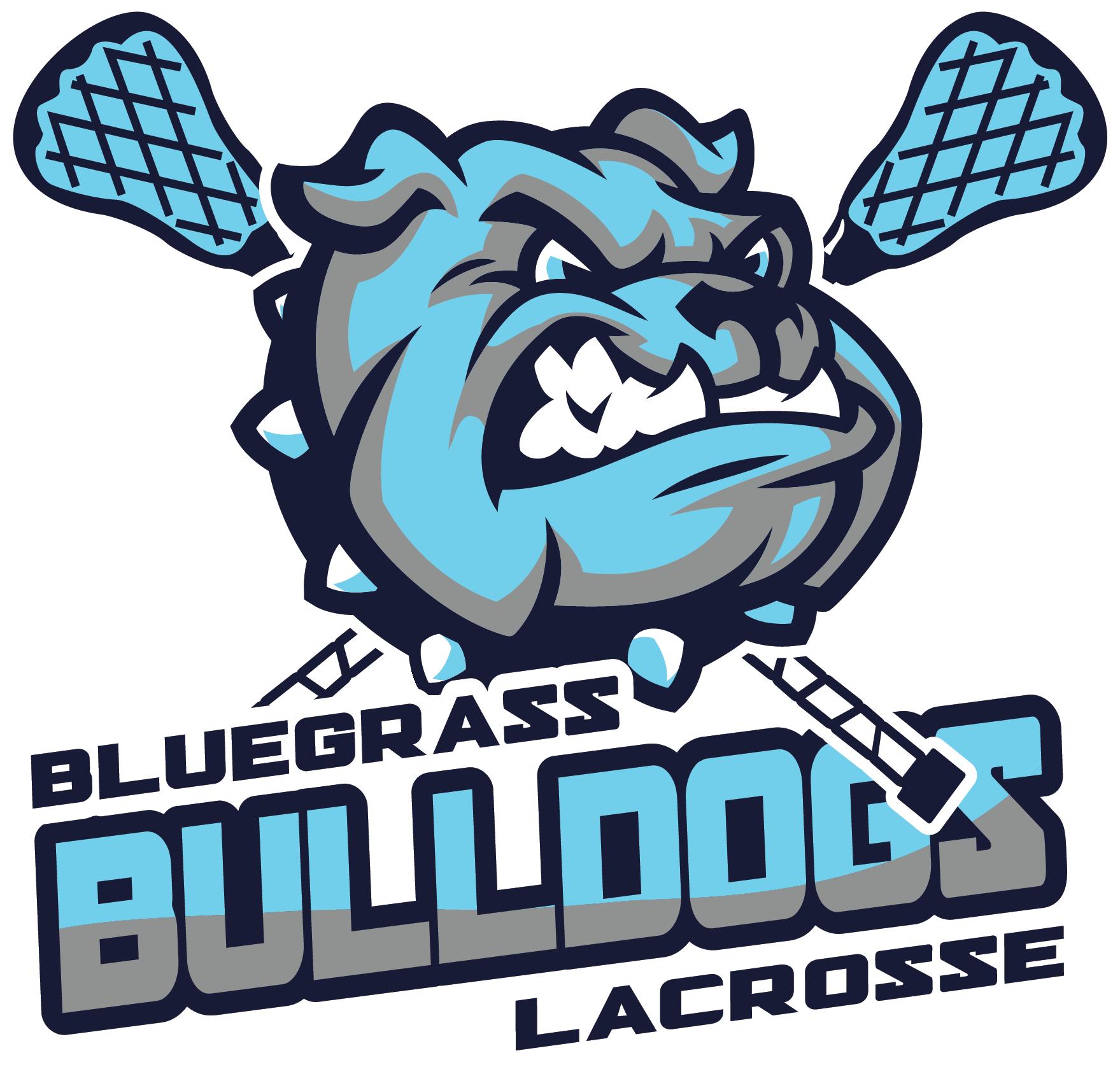Bluegrass Bulldogs Lacrosse logo