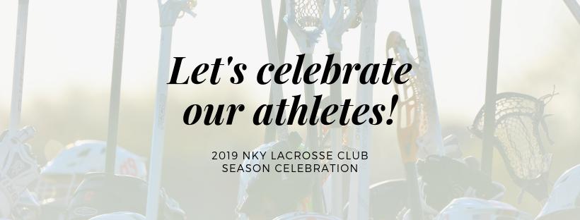 NKY Lacrosse Club end of season party
